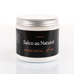 Ginger Body Butter Salco Au Naturel